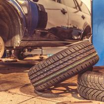 Montage de pneu – Le Tourneur